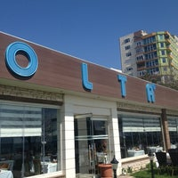4/4/2013 tarihinde Burhanziyaretçi tarafından Olta Balık Restaurant'de çekilen fotoğraf