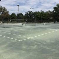 Photo taken at Rock Creek Tennis Center by Myke @. on 9/17/2016
