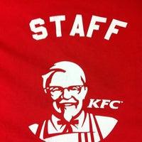 Photo taken at KFC by Caroline C. on 1/31/2013