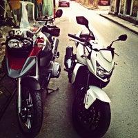 Photo taken at Maglaris bikes by Thanasis T. on 5/15/2013