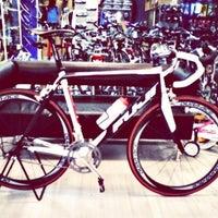 Photo taken at Maglaris bikes by Thanasis T. on 5/16/2013
