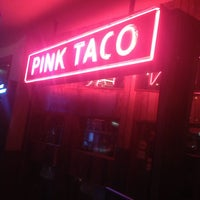 Photo taken at Pink Taco by Robin S. on 9/5/2013