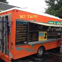 Photo taken at Taco Republic Truck by Jeremy W. on 8/4/2013