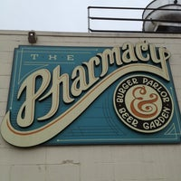 Photo taken at The Pharmacy by Vince H. on 3/2/2013