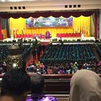 Photo taken at Dewan Besar Universiti Putra Malaysia by mia on 10/13/2016