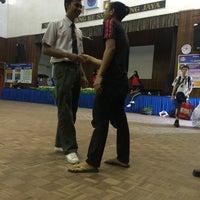 Photo taken at SMK Subang Jaya by Iqbal S. on 2/22/2016