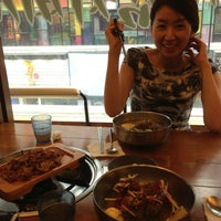 Photo taken at 고기주는 냉면집 by Youn Mi K. on 6/30/2013