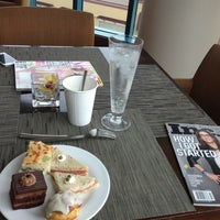 Photo taken at Intercontinental Club Lounge by Don C. on 3/2/2013