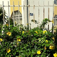 Photo taken at Rua Mantena by Victor L. on 2/27/2014