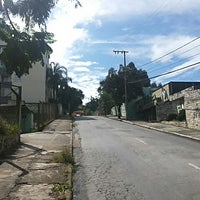 Photo taken at Rua Mantena by Victor L. on 3/7/2014