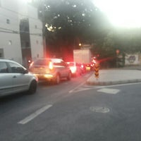 Photo taken at Rua Mantena by Victor L. on 3/14/2014