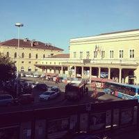Photo taken at Stazione Bologna Centrale by Scienza on 1/5/2013