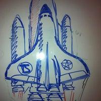 Photo taken at TripScan by Katrusia X. on 9/30/2013
