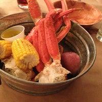 Photo taken at Coast Seafood & Raw Bar by John K. on 12/17/2012