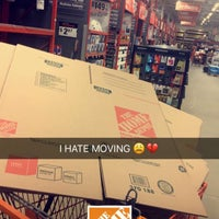 Photo taken at The Home Depot by Dee 8. on 8/11/2017