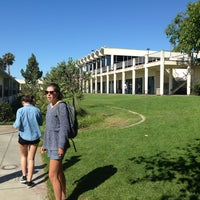 Photo taken at Santa Barbara City College by Caroline H. on 7/16/2013