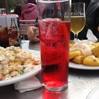 Photo taken at Restaurant Enriqueta by Yolanda L. on 3/24/2013