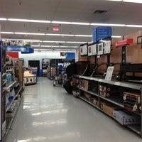 Photo taken at Walmart Supercenter by Brandon L. on 1/13/2013