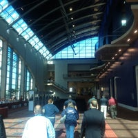 Photo taken at Henry B. Gonzalez Convention Center by Litto B. on 3/26/2013