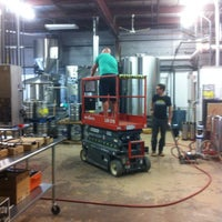 Photo taken at Sleeping Giant Brewery Co by Kevin B. on 8/7/2014