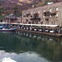 6/13/2013 tarihinde Mustafa Ç.ziyaretçi tarafından Assos Antik Liman'de çekilen fotoğraf
