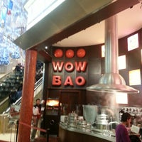 Photo taken at Wow Bao by Sangmin L. on 12/30/2012