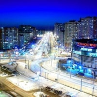 Снимок сделан в ТРК «Атмосфера» пользователем Юлия Л. 3/28/2013