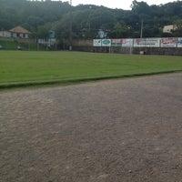 Photo taken at Estadio Municipal Mario Cini by Taison O. on 3/2/2013