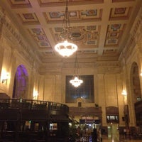 Photo taken at Union Station Kansas City, Inc. by Clint C. on 10/24/2012
