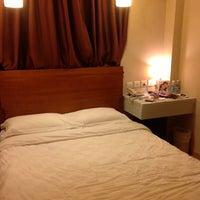 Photo taken at Ole London Hotel Macau 澳莱英京酒店 by Dmitri E. on 5/6/2013