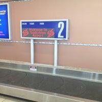 Photo taken at Saskatoon Airport Baggage Claim 2 by Jaden H. on 1/19/2013