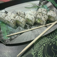 Photo taken at Sushi Roll by Luisaa S. on 2/28/2013