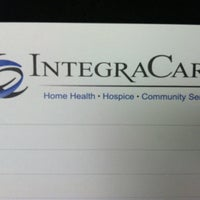 Photo taken at IntegraCare by Mindy R. on 9/19/2013