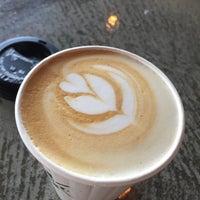 Photo taken at Brick & Mortar Coffee by Chris N. on 8/29/2015