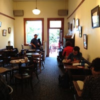 Photo taken at Linnaea's Cafe by Chris N. on 3/3/2013