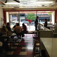Photo taken at Sam's Cafe by Chris N. on 5/25/2013