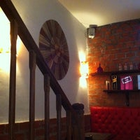Photo taken at Delluccio Pizza Bar by Rilder S. on 4/10/2014