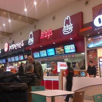 Photo taken at Arby's by Sinan Y. on 12/28/2012