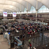 Photo taken at Denver International Airport (DEN) by Neil D. on 7/16/2013