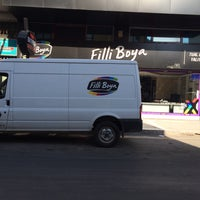 Photo taken at Tual Boya by Furkan B. on 8/5/2015