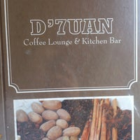 Photo taken at D'7uan Coffee Lounge & Kitchen Bar by Bani S. on 9/13/2013
