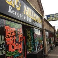 Photo taken at Music Millennium by Matt P. on 4/20/2013