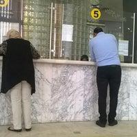 Photo taken at La Poste Tunisienne - Agence Thameur by Wajdi M. on 10/11/2016