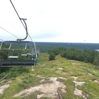 Photo taken at Calabogie Peaks by Marcella on 7/27/2017