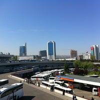 4/24/2013 tarihinde Tolga K.ziyaretçi tarafından AŞTİ'de çekilen fotoğraf