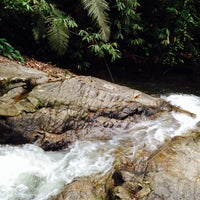 Photo taken at Ton Chong Fah Waterfall by Александра К. on 6/29/2014