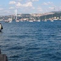 Photo taken at Beşiktaş by Umut on 6/10/2013
