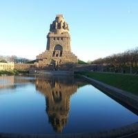 Das Foto wurde bei Völkerschlachtdenkmal von Moritz H. am 11/9/2013 aufgenommen