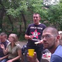 Photo taken at Автозаводская Банда by Ольга И. on 7/14/2013