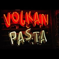 Photo taken at Volkan Pasta by __Volkan _. on 2/25/2014